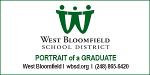 West Bloomfield School District: Educating Students to be Their Best IN and FOR the World!